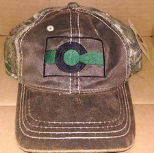 Colorado Camo Cap